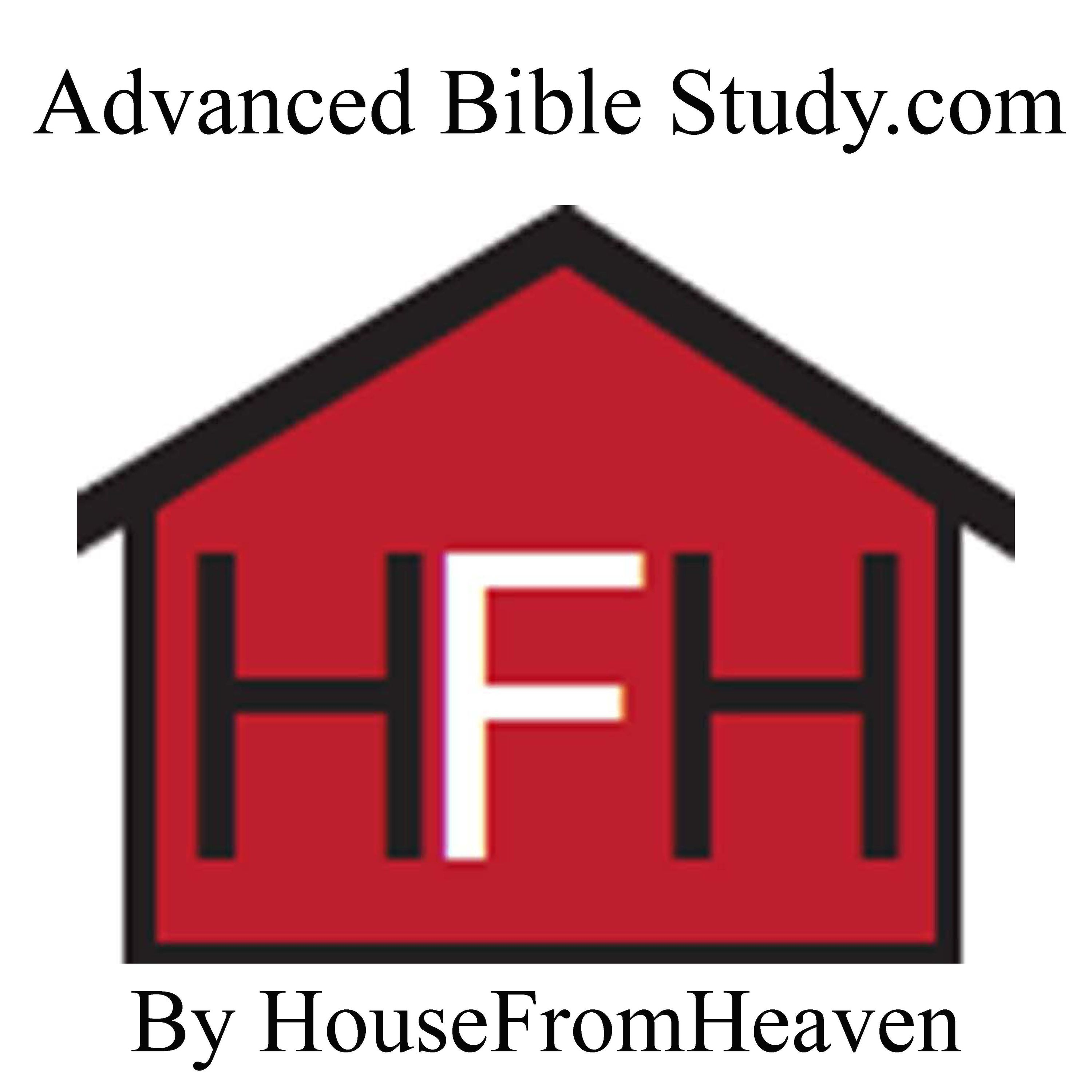 Advanced Bible Study